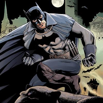 Fernando merlo batman1889 color