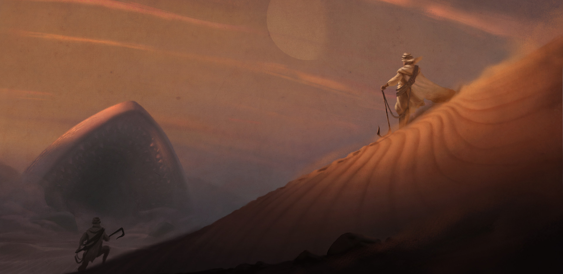 dune fan art