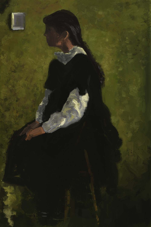 Master Study: Cecilia Beaux