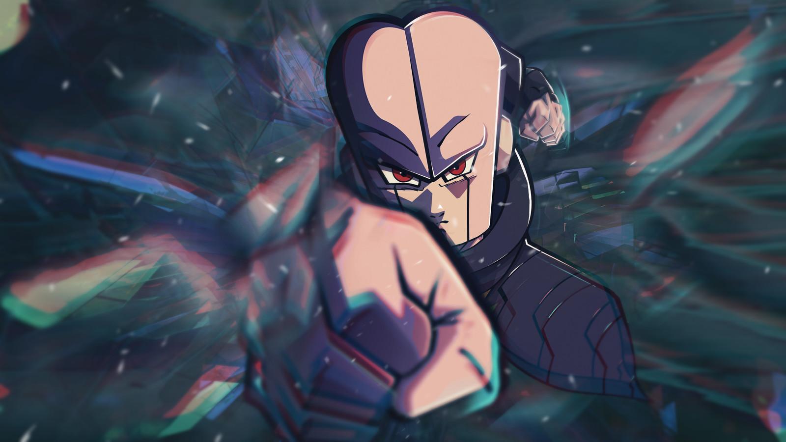 Artstation Hit Unerverse 6 Dragon Ball Super Jermaine Sepkitt