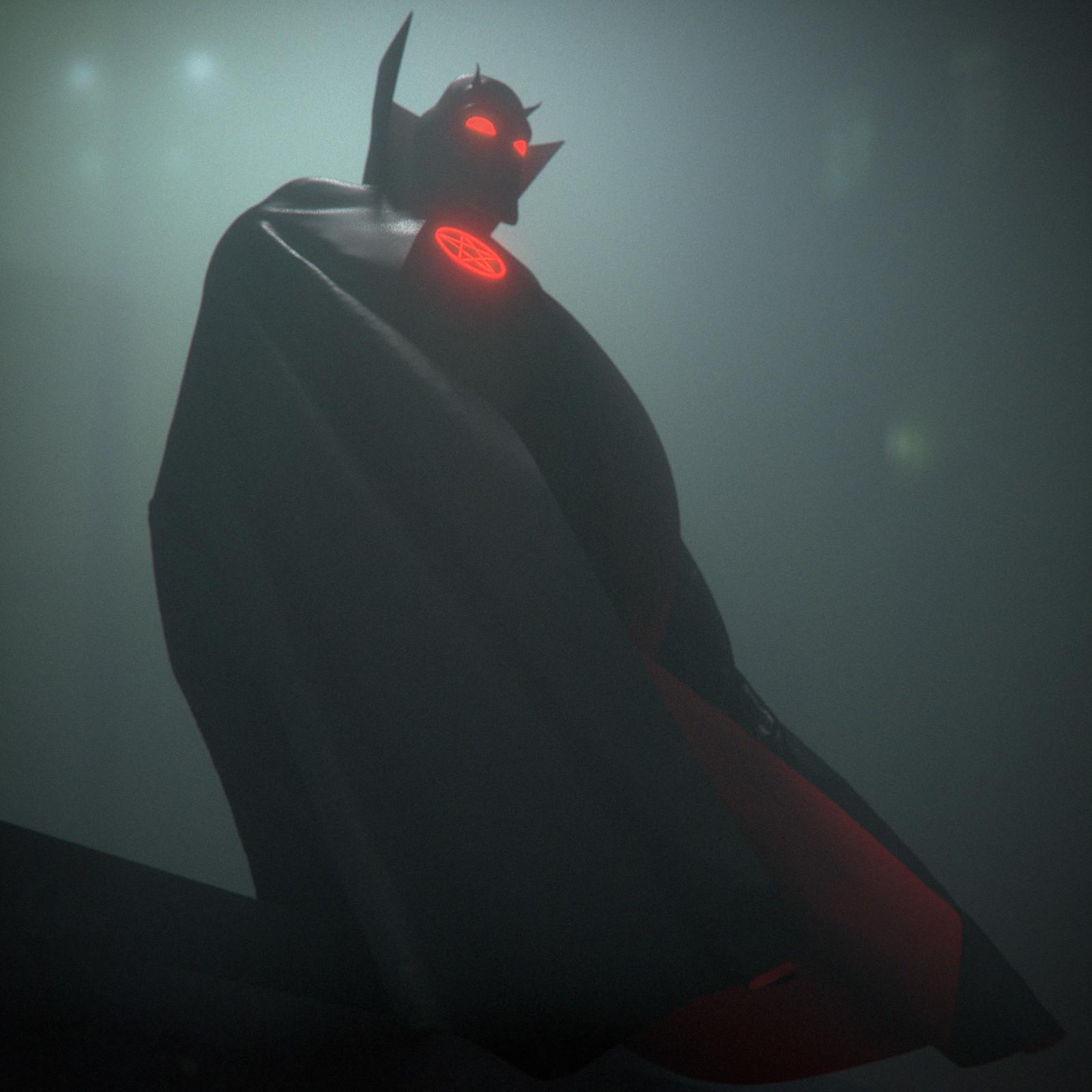 Superhero Solo #14