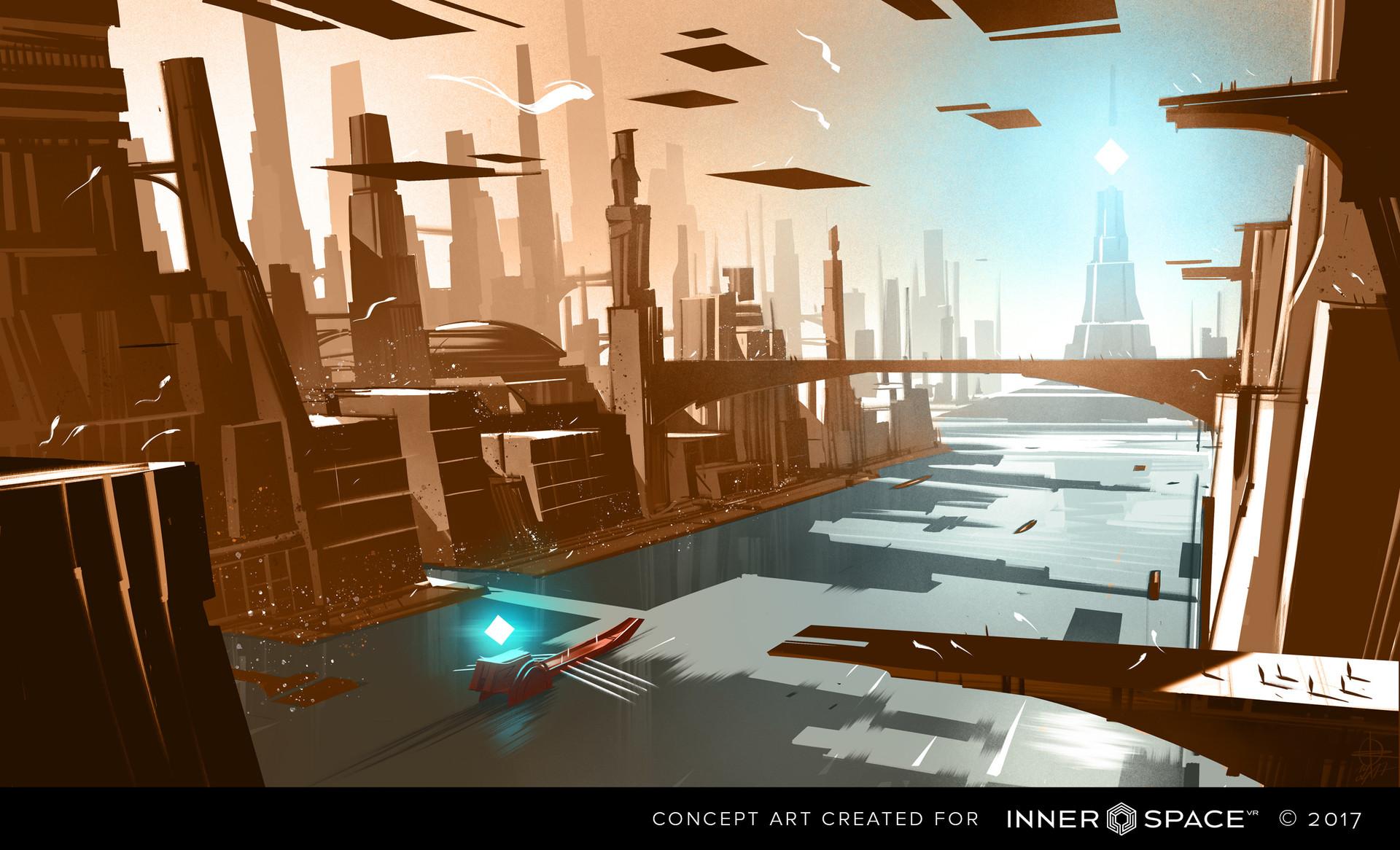 Renaud roche dream city web