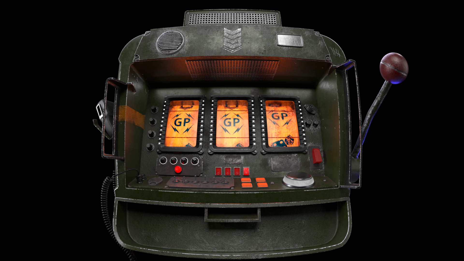 Dawid cencora slot machine render2
