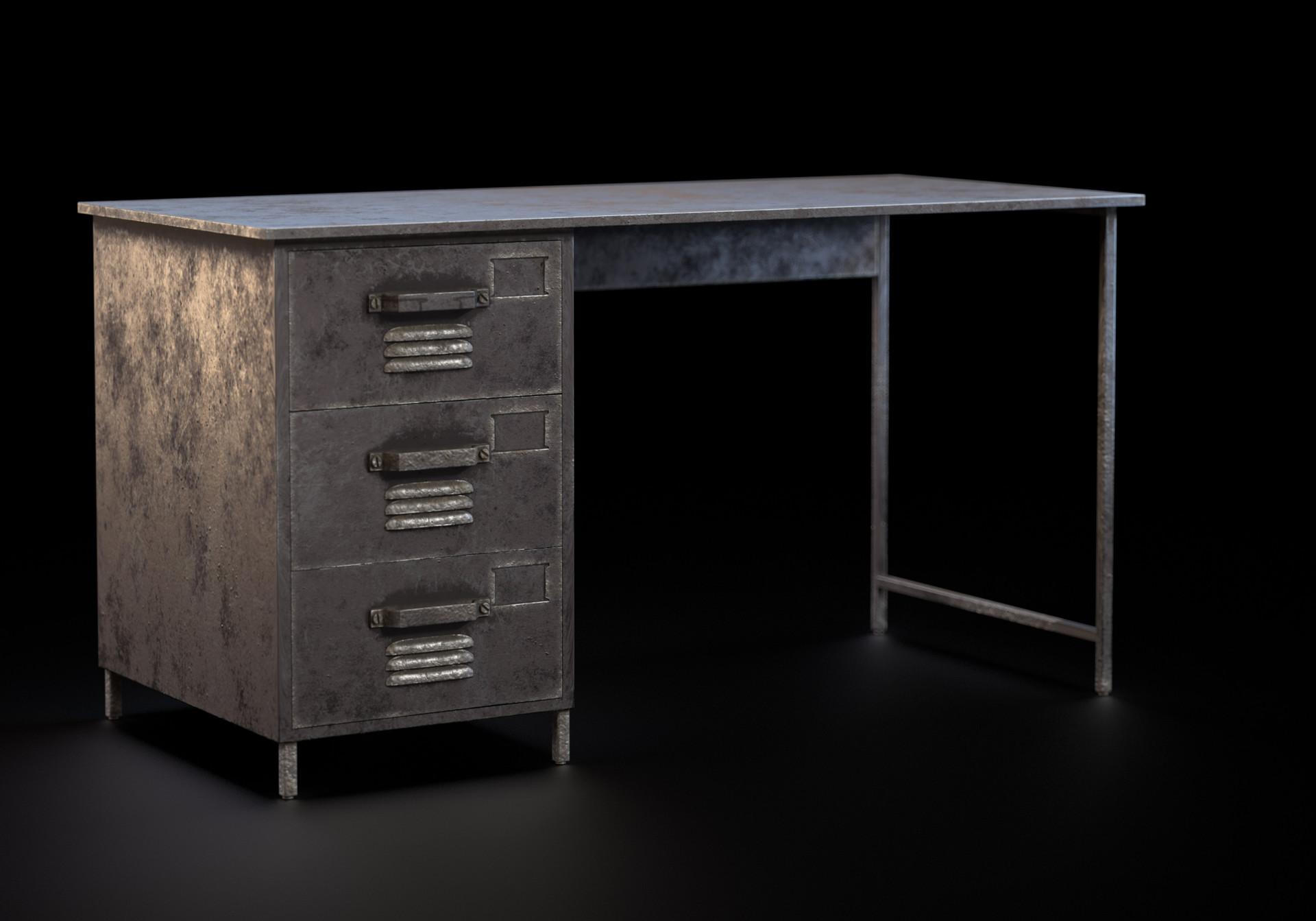 Dawid cencora vintage desk