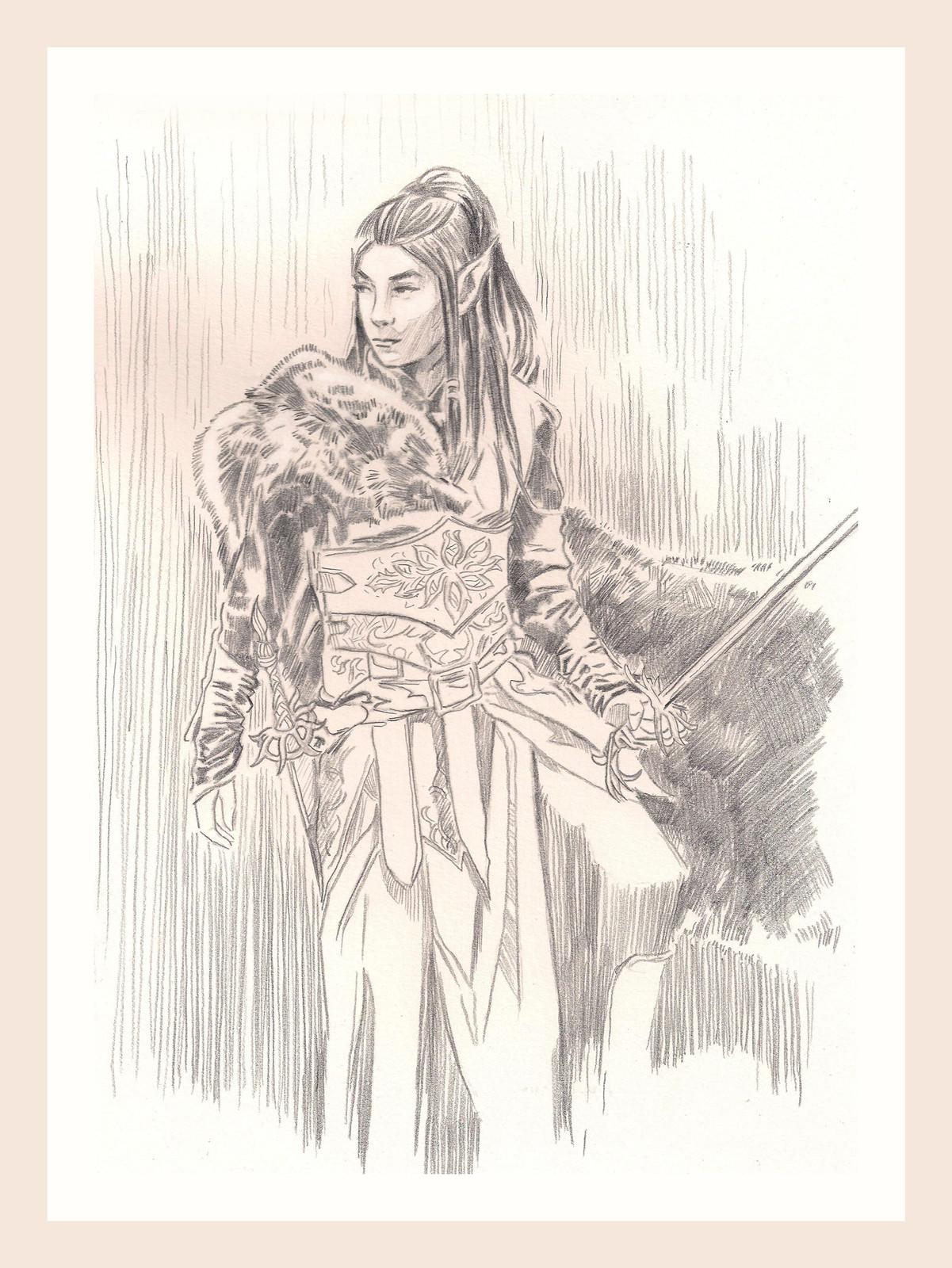 sketch pencil 6