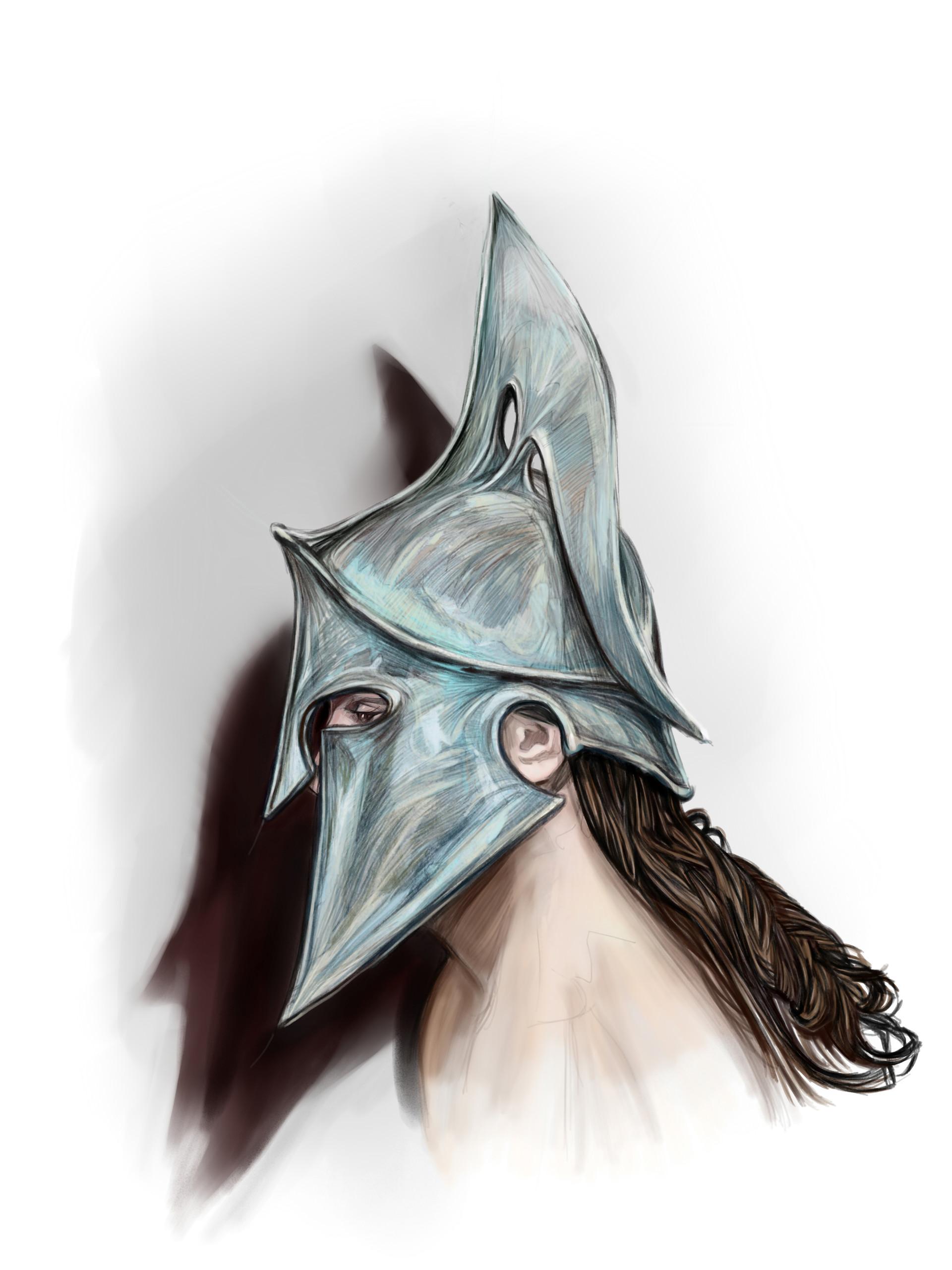 Ea howell side helmet