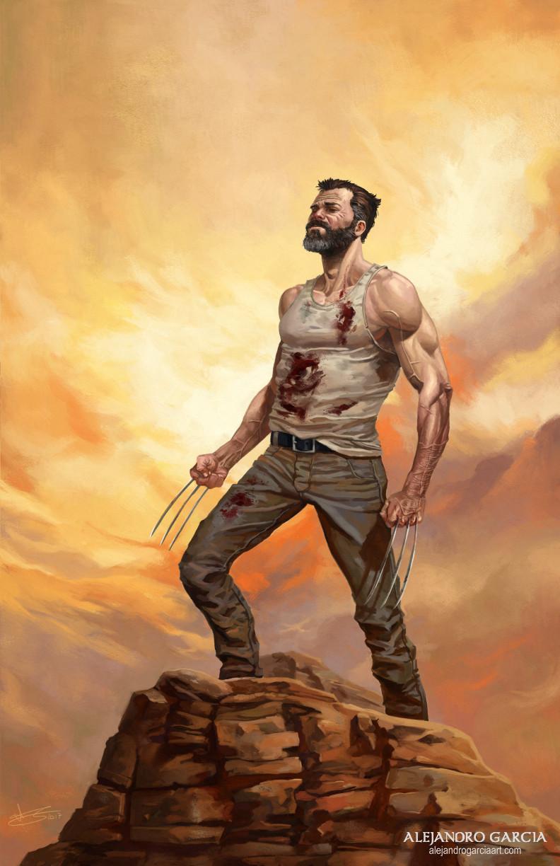Logan fan art