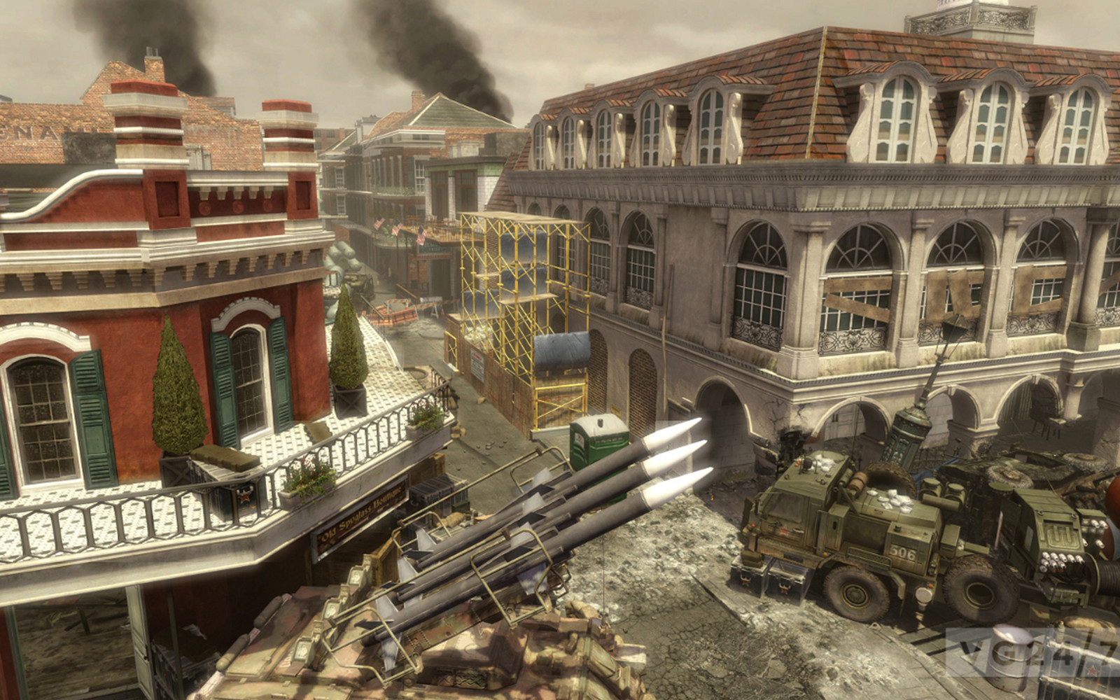 COD: MW3 Perish Lighting