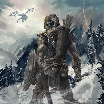 Justin paul skyrim cover by justin paul