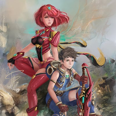Justin paul xenoblade cover by justin paul