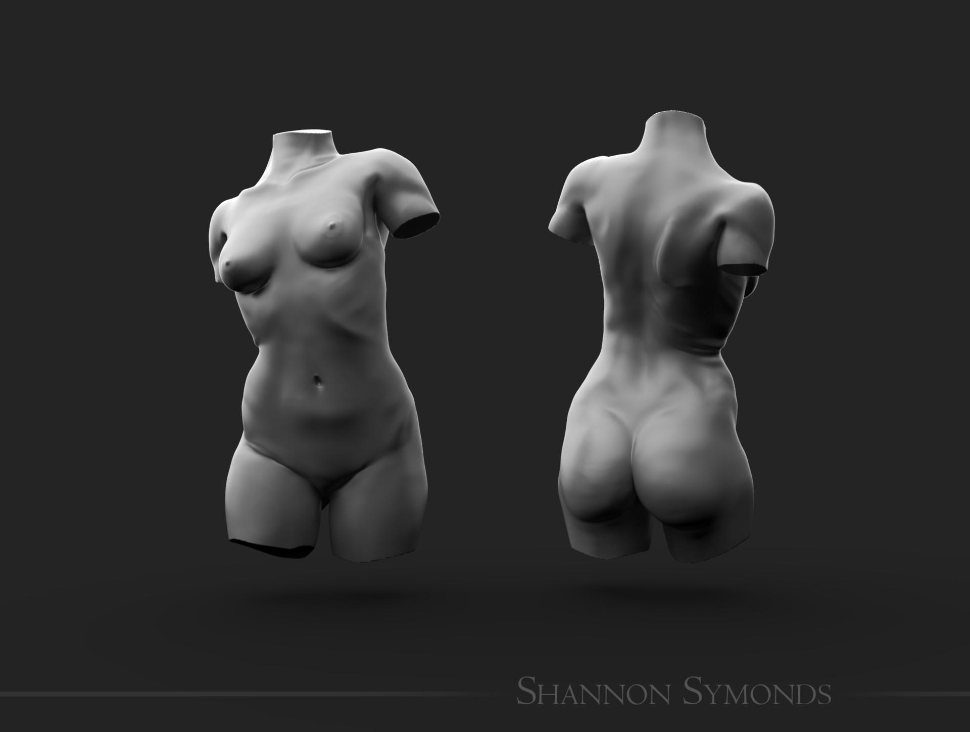 Shannon symonds female twist