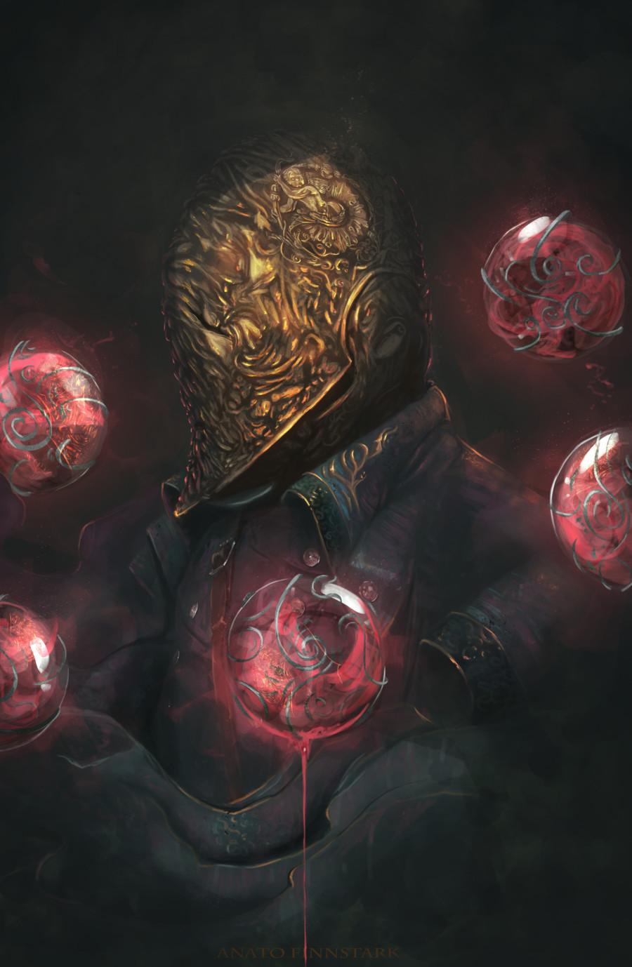 Anato finnstark zenyatta bloodborne overwatch by anatofinnstark dc13qyn