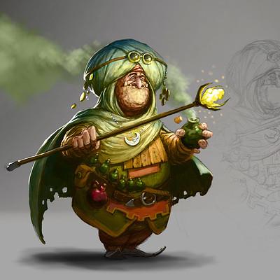 Tomek larek alchemist tomek larek