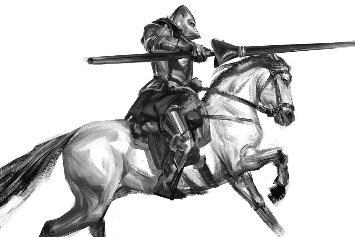 Wojtek depczynski knight12