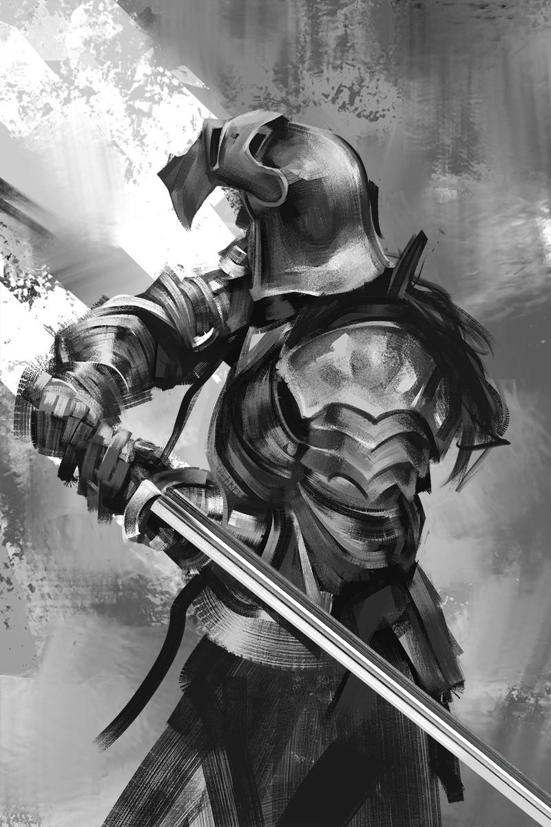 Wojtek depczynski knight16