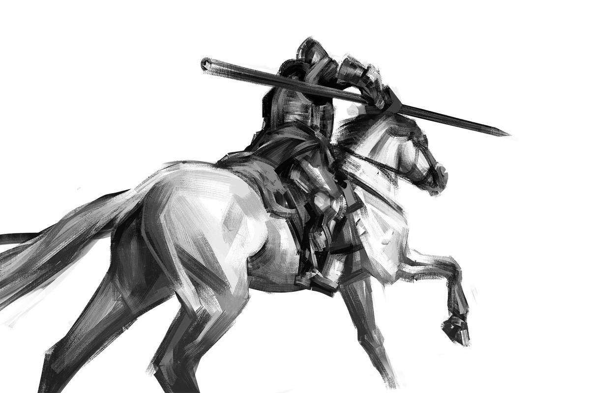 Wojtek depczynski knight10