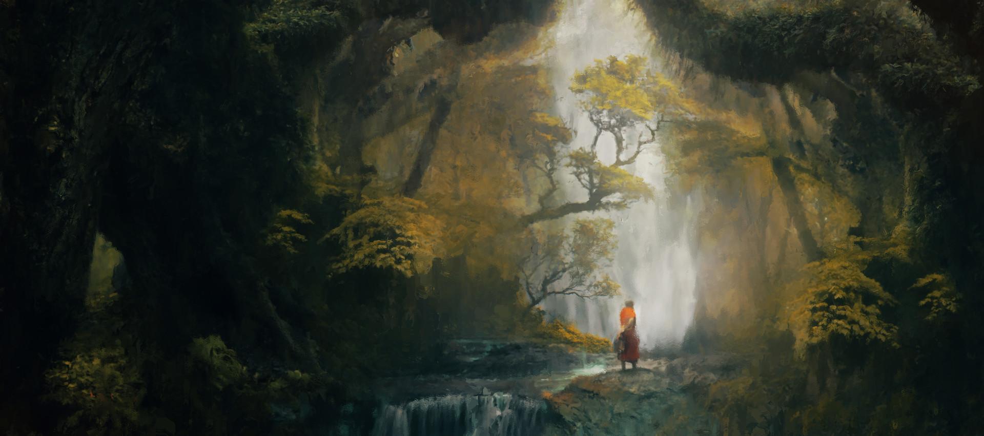Glenn porter yellow forest