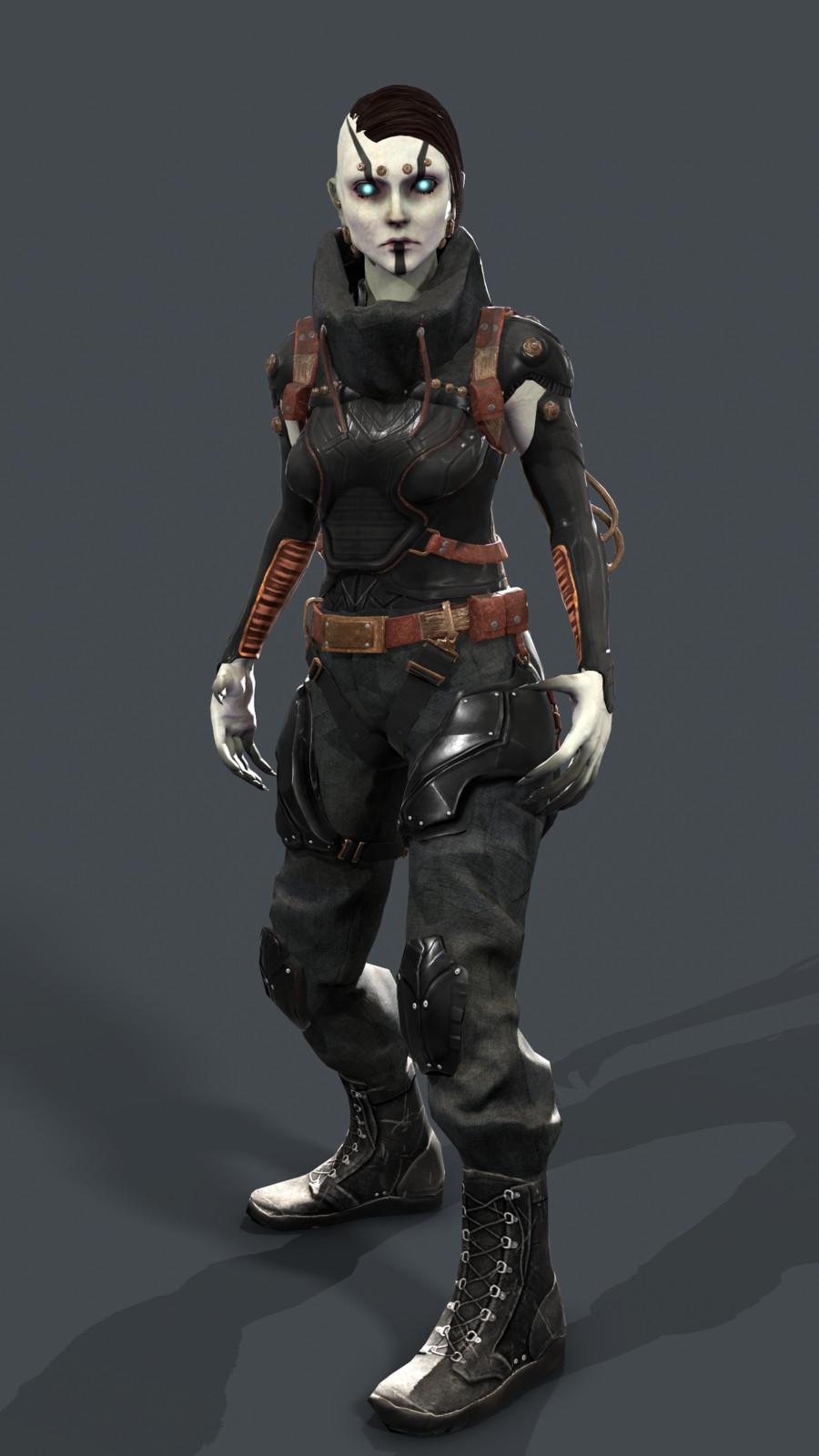 Necris Female