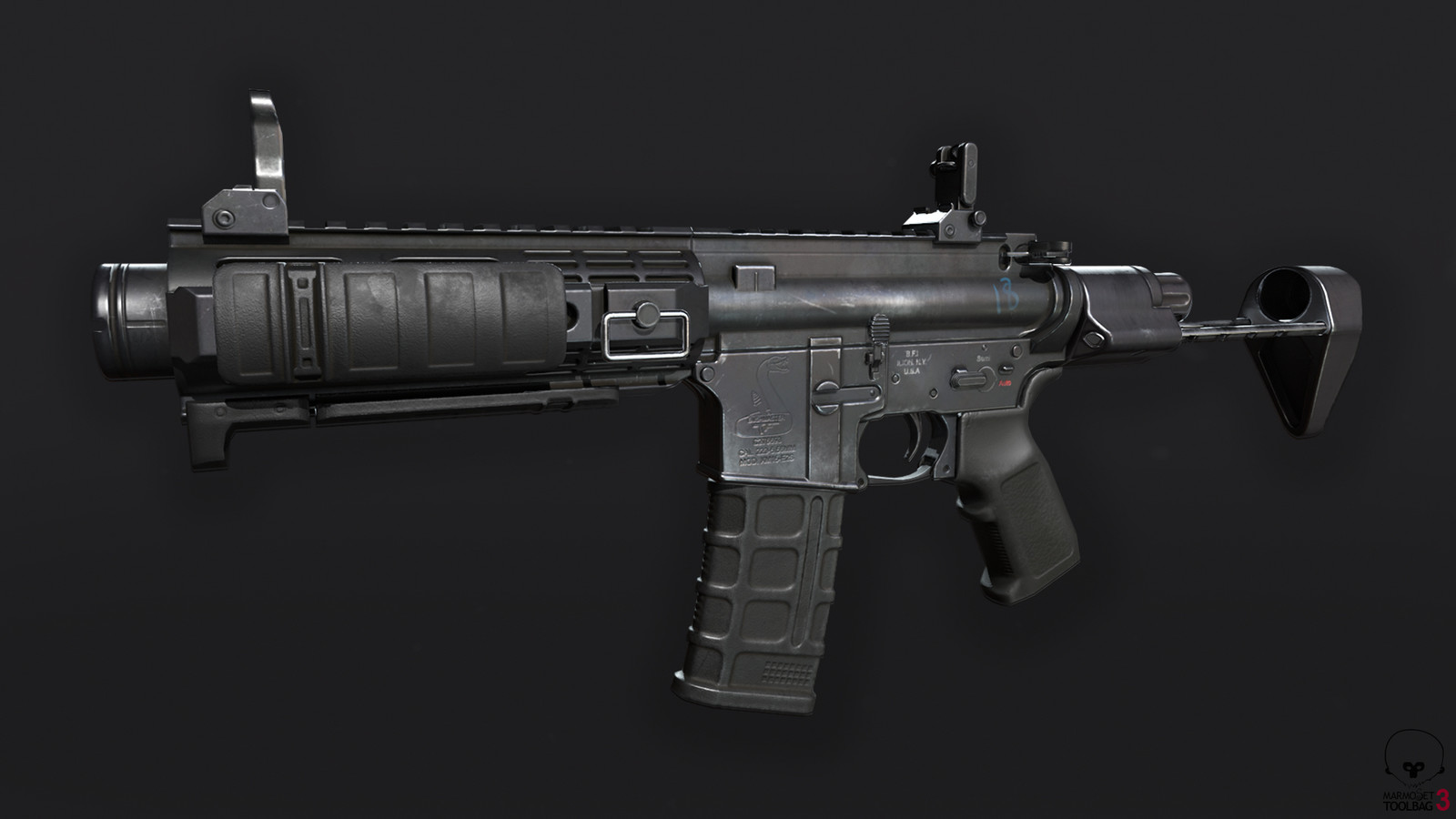 Compact Carbine- M4