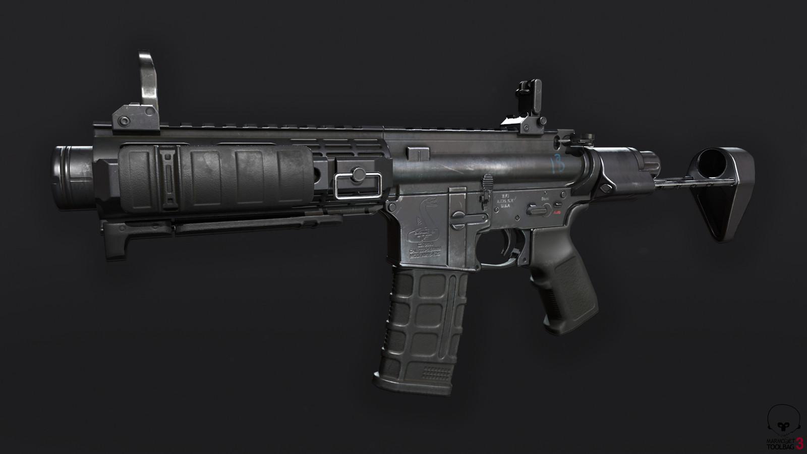 Compact Carbine- M4