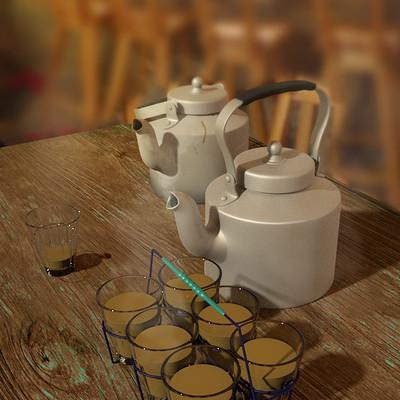 Rajesh r sawant chai time1