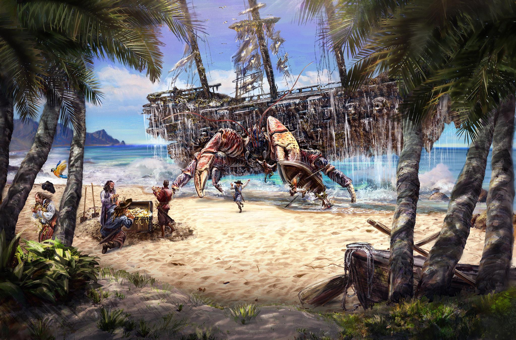 Crabby Final Illustration