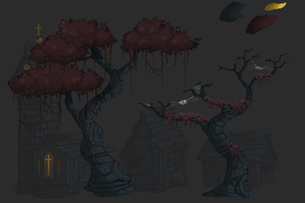 Smirk cat module trees