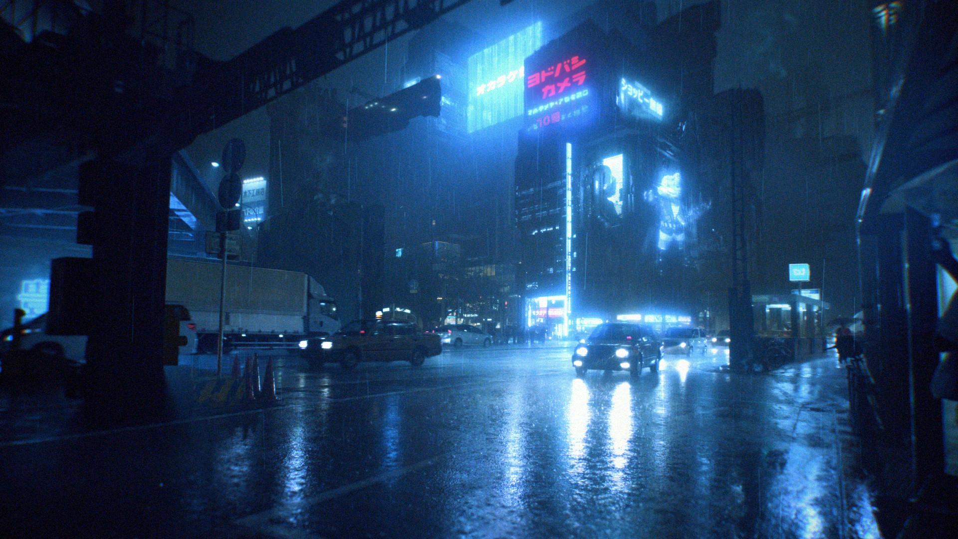 ArtStation - SCI-FI JAPAN VFX, Masashi Imagawa