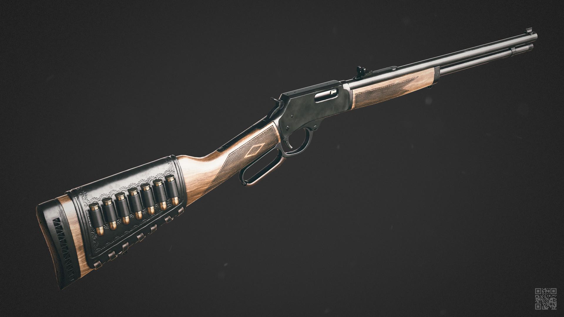 Kirill Zverev - Henry Lever-Action Rifle