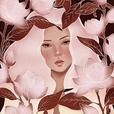 Elif sakalli flowers noise kck