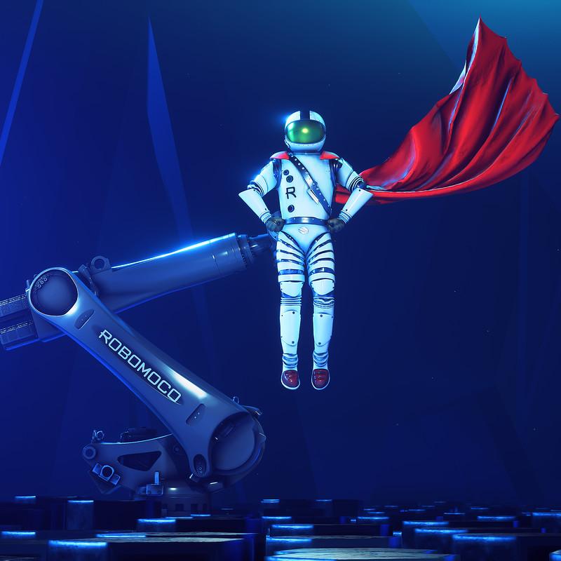 RoboMoco - Superman
