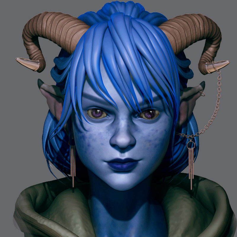Jester - Critical Role Fan Art