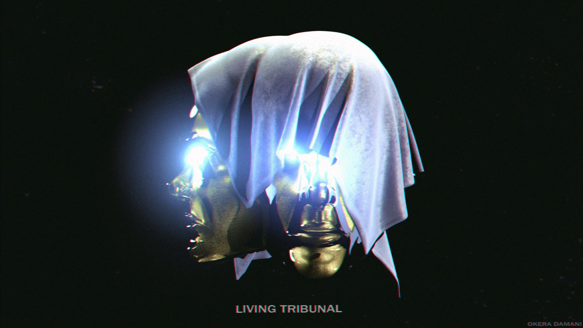 3d Character Creator Okera Damani The Living Tribunal