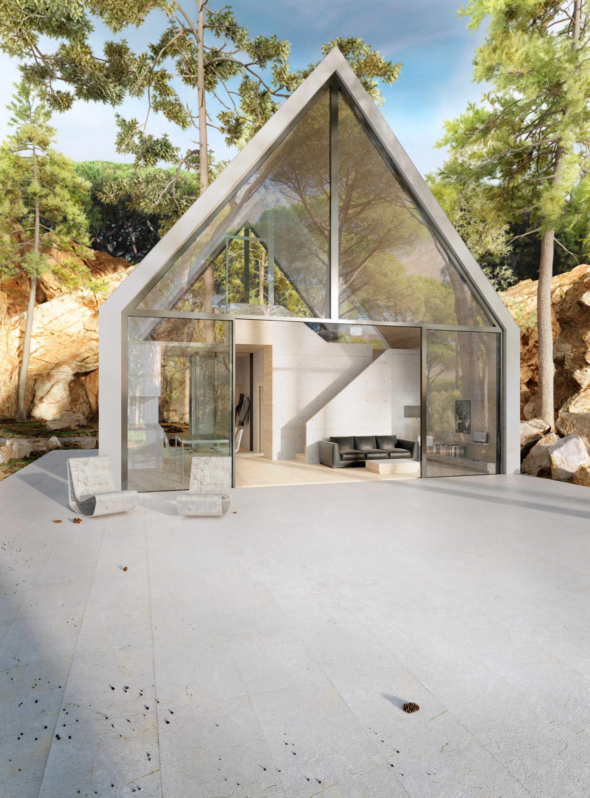 Lars Rutzer Small House