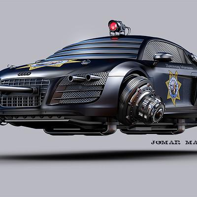 Jomar machado hover highway patrol