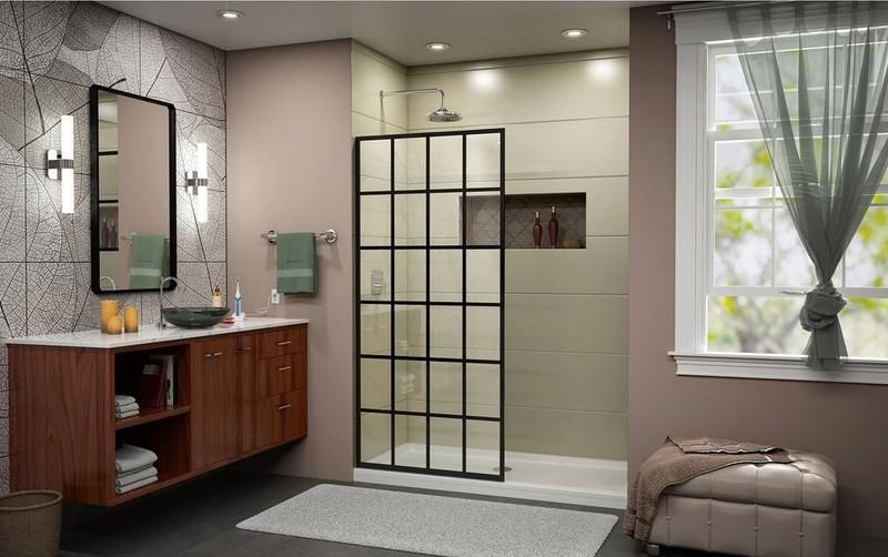 French Linea Room Scene/Door