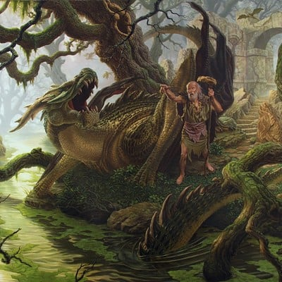 Raoul vitale swamp shaman ixsubmission