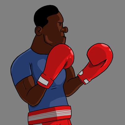 Edouard duhem boxer1