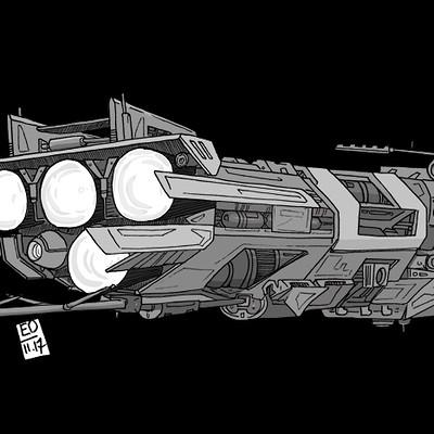 Edouard duhem spaceship3