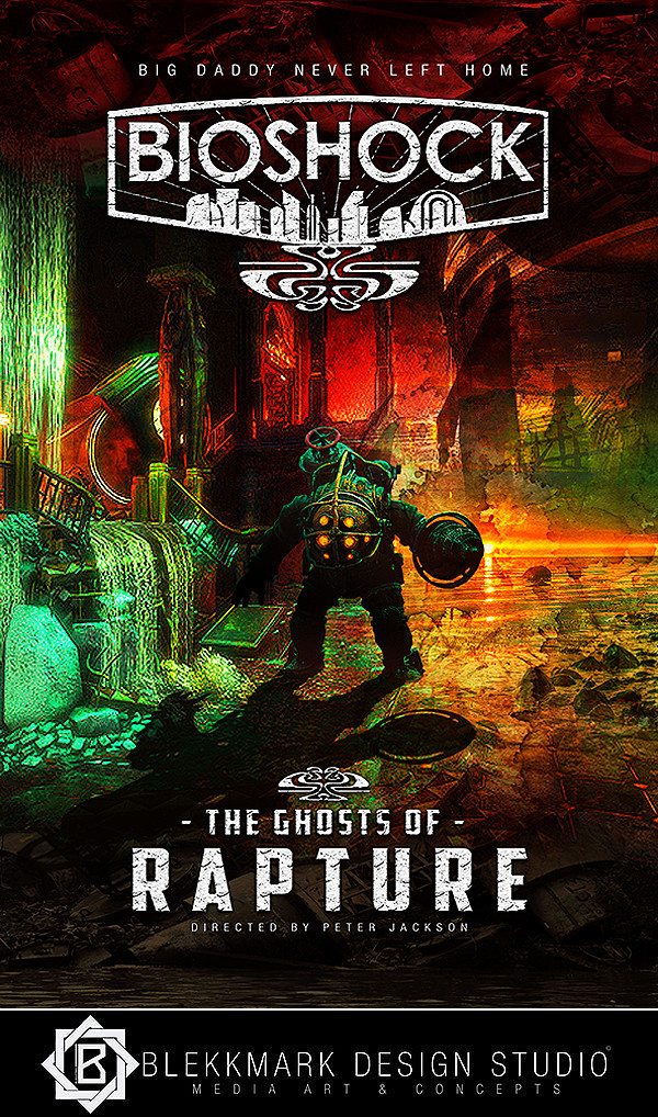 Bioshock - The Ghosts of Rapture