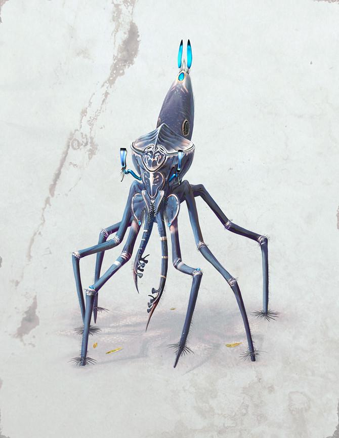 Final critter