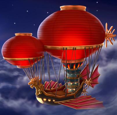 Jolene yeo lanternshipillus5