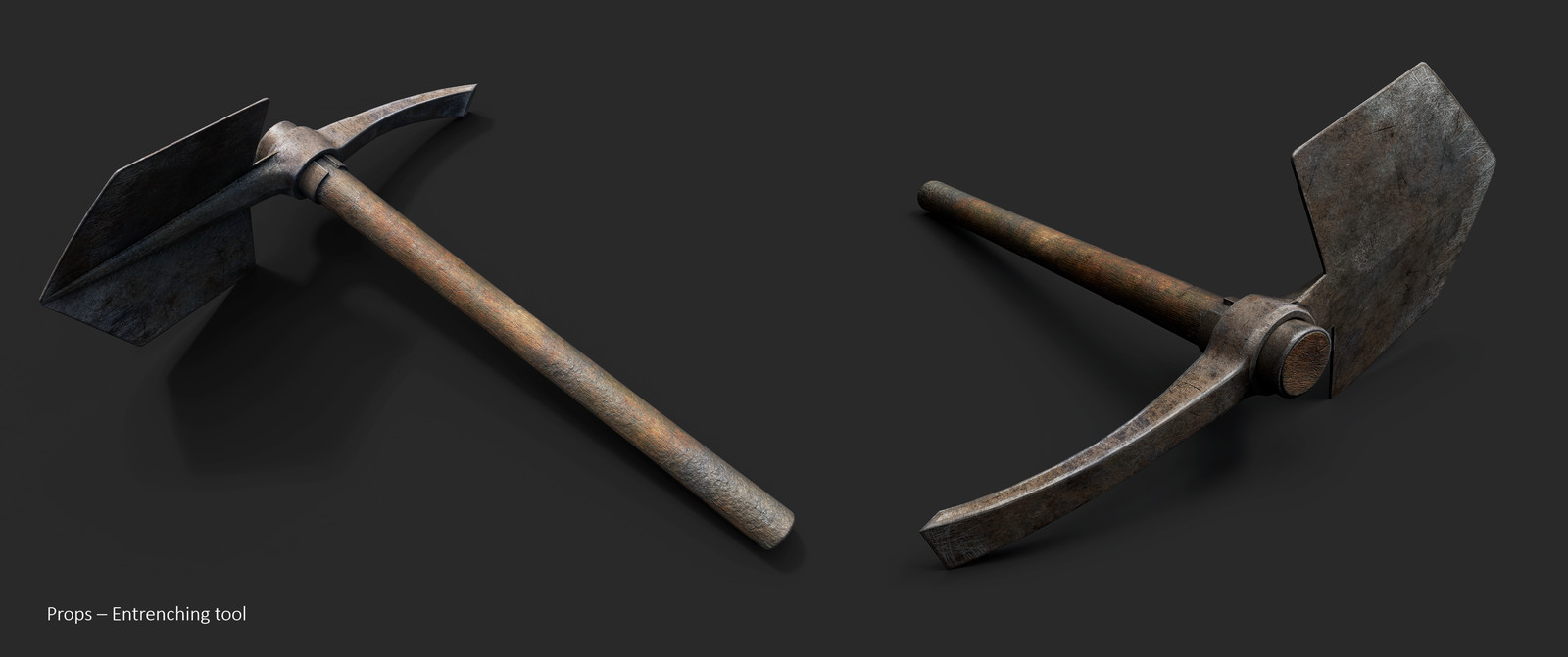 Entrenching Tool