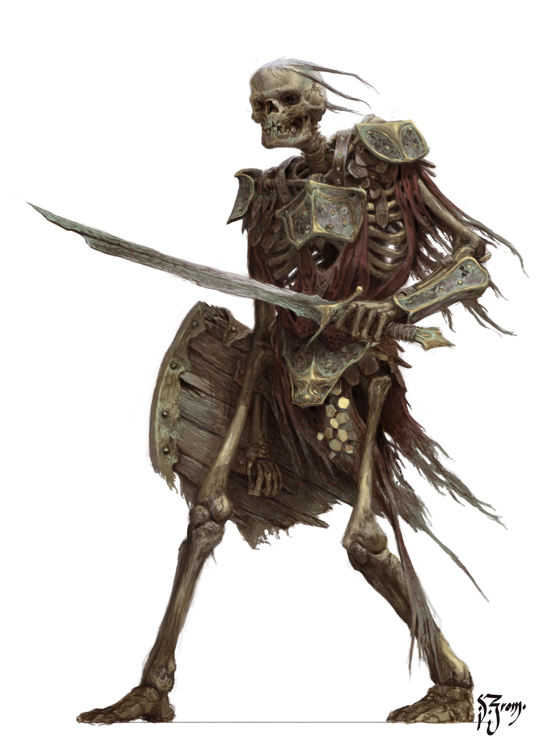 Daniel zrom danielzrom skeleton