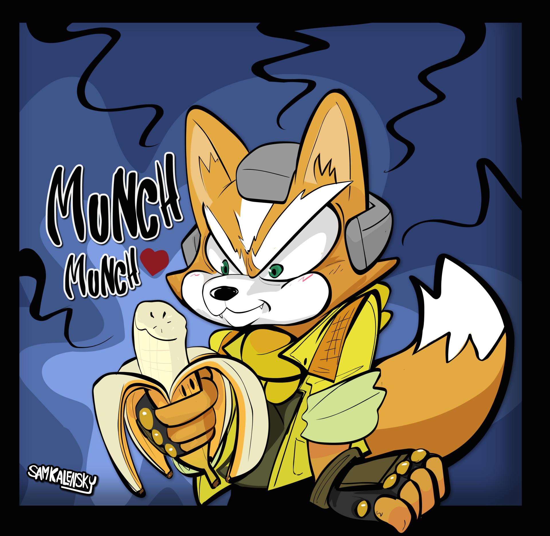 Sam kalensky fox