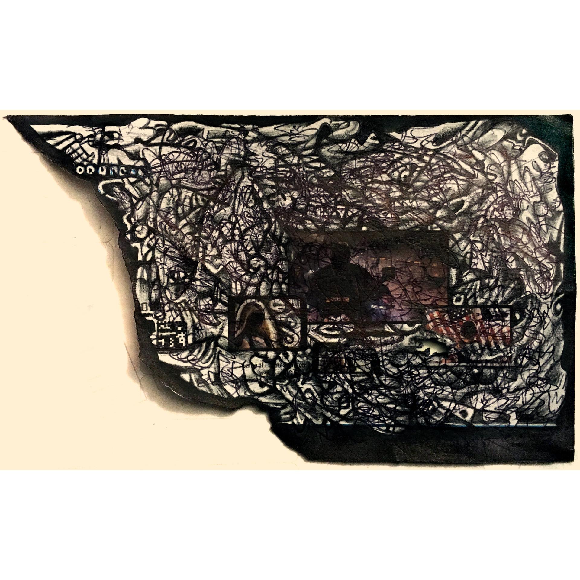 E lynx ink splash