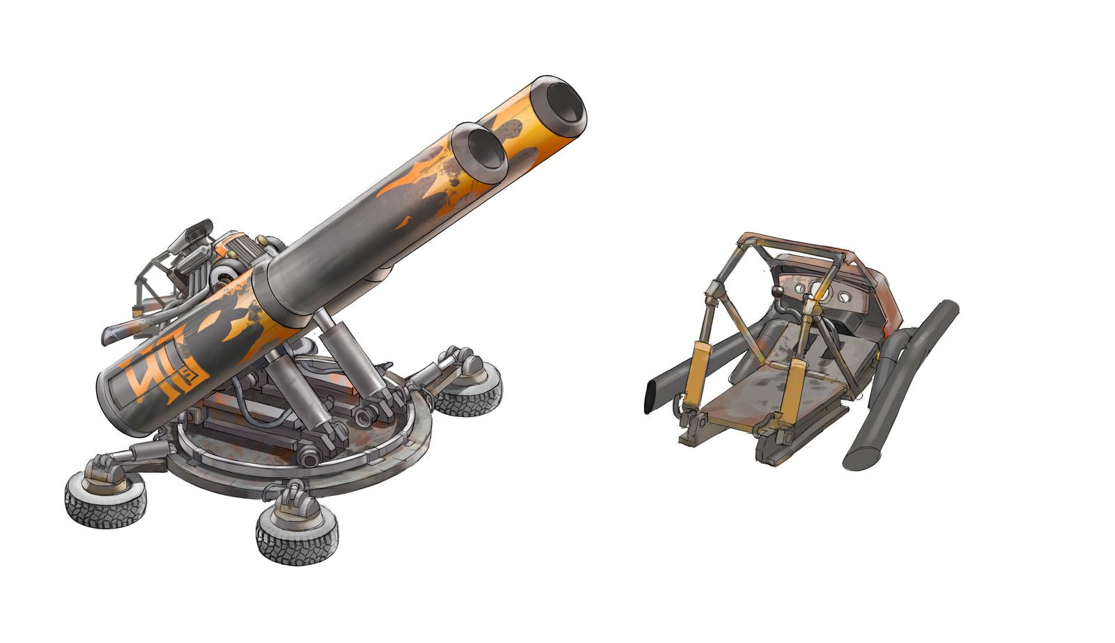 Very Large Gun
