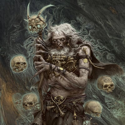 Daniel zrom danielzrom necromancer