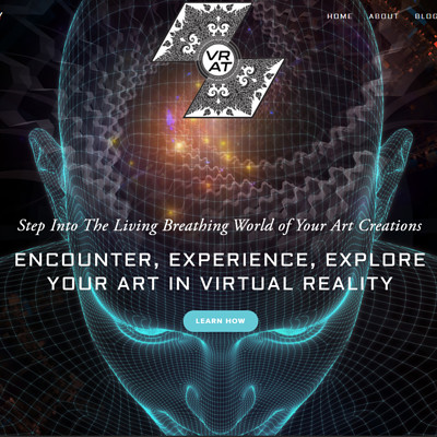 Virtual Reality Art Therapy