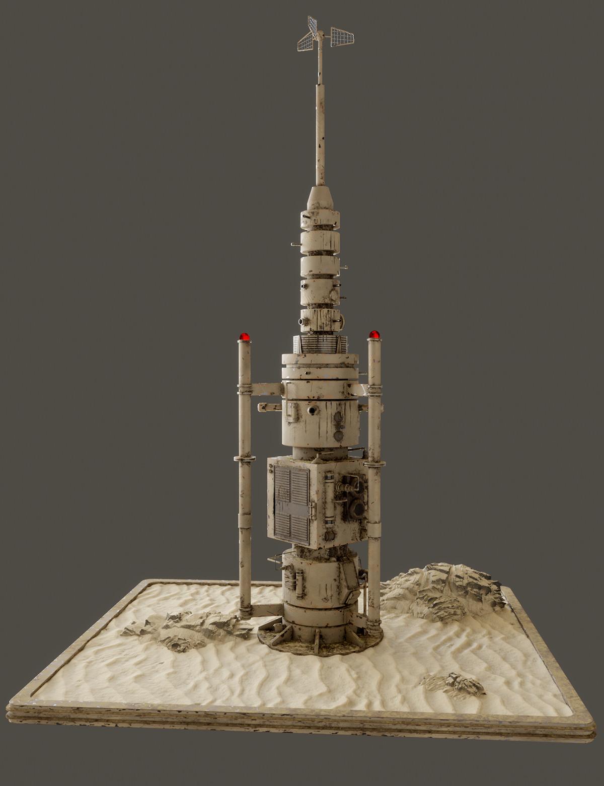 Moisture Vaporator - V2